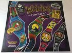 1993 plastic Burger King window sign~NIGHTMARE BEFORE CHRISTMAS WATCHES~25x27.5