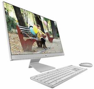 """Asus Vivo V241FAK-WA123T 23.8"""" FHD AIO Desktop PC i7 -8565U 8GB 1TB + 512GB W10"""