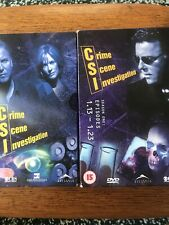 CSI Las Vegas Complete Season 1 DVD Series One First Region 2 UK