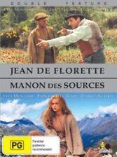 Jean De Florette / Manon Des Sources - Double Feature(DVD 2-Disc Set) NEW/SEALED