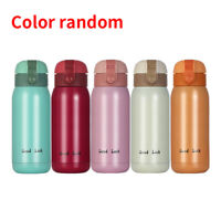 200/360ML Mini Stainless Steel Vacuum Flask Thermos Travel Mug Coffee Cup G9S