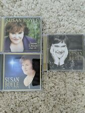 Susan Boyle, Lot Of 3 CDs , Excellent Condition