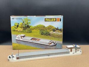 Faller H0 Flussschiff Aus Bausatz (5a)