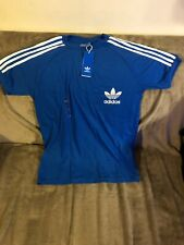 Adidas Originals California Embroided Retro Essentials Crew Neck T-Shirt Size M