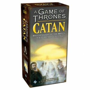FFGCN3016 Catan: A Game of Thrones 5-6 Player