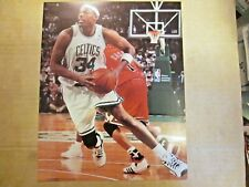 Paul Pierce Boston Celtics  Glossy 8 x 10  Photos