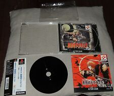 AKUMAJO DRACULA Dorakyura CASTLEVANIA CHRONICLES X6800 NTSC JAPAN SONY PS KOJIMA