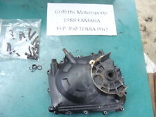 88 87 YAMAHA TERRAPRO YFP350 TERRA PRO OUTER SIDE CASE CLUTCH COVER ENGINE RIGHT