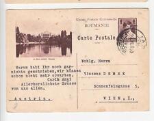 ROMANIA, Pictorial Postal Card,1930, 6L. Bucharest, Military Museum to Austria