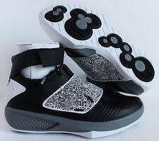 Nike Air Jordan XX 20 black-White-Cool Grey SZ 10.5 [310455-003]