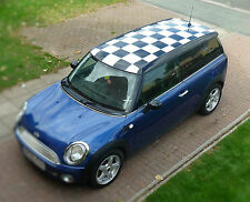 BMW, Mini, Clubman, Roof, Decals, Kit, Mini Cooper, Racing, Vinyl Graphics, New