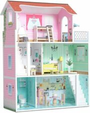 Milliard Doll House / 20 Furniture Pieces / 2.5 Feet High / Perfect Wooden Dollh