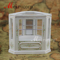 Dollhouse 1/12th Scale Miniature furniture Hand painted Store display cabinet 2#