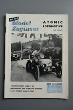 R&L Mag: Model Engineer 8 September 1955 Rockets/Steam Paddle Tug/Atomic Loco