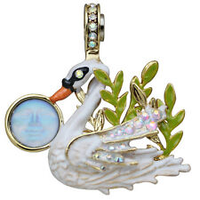 KIRKS FOLLY FAIRYLAND SWAN MAIDEN SEAVIEW MOON MAGNETIC ENHANCER lt sapphire  gt