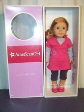 """American Girl """"Just Like You"""" Doll Caramel Hair and Blue Eyes New In Box!"""