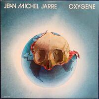 JEAN MICHEL JARRE OXYGENE LP POLYDOR UK 1977 A3/B3 MATRIX STUNNING AND UNPLAYED