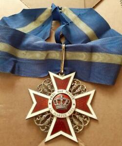 (M) Rumänien - Order of the Crown - Commander class
