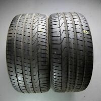 2x Pirelli P Zero MO 295/35 R21 107Y DOT 2217 Sommerreifen 6,5 mm