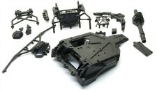 Axial Yeti SCORE - Chassis Tub, front Bumper, axle housing, diff cover, AX90050