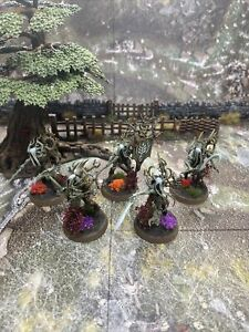 Warhammer Age of Sigmar Sylvaneth Tree Revanents
