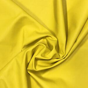 Amalfi Nappa Lamb Skin - Yellow