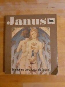 Revue Janus N°8 : science ou prescience de l'avenir (1965)