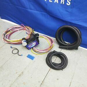 1962 - 1965 Ford Fairlane and Fairlane 500 Wire Harness Fuse Block Upgrade Kit