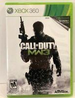 Call of Duty: Modern Warfare 3 (Sony PlayStation 3, 2011) - COMPLETE - FREE SHIP
