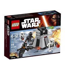 Lego Star Wars 75132 First Order Battle Pack Storm Trooper Minifigs NISB