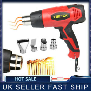 Cheapest - 2000W Electronic Heat Gun Hot Air Gun Dual Temperature Paint Stripper