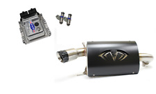 EVOLUTION POWERSPORTS Polaris RZR XP TURBO ECU Flash/BLACK EVO Magnum Stage 4