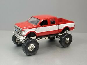 2008 08 Ford F-350 Super Duty Truck Collectible 1:64 Scale Diecast Diorama Model