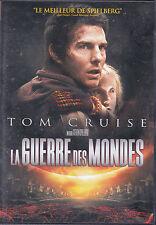 DVD LA GUERRE DES MONDES AVEC TOM CRUISE FILM DE STEVEN SPIELBERG 2006