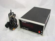 ASHCROFT 2545E DIGITAL PRESSURE GAUGE 110VAC RANGE 0-300''H20 **NNB**