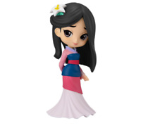 Banpresto Q posket Disney Characters Mulan pale color ver. Japa limited goods