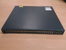 Cisco ws-c3560g-48ts-s Price w/o VAT € 120