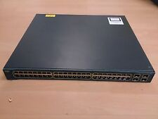 Cisco ws-c3560g-48ts-s Price avec o VAT € 64