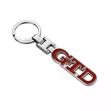 Porte-Clés en metal GTD VW Golf ++