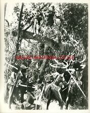 """Johnny Weissmuller Tarzan Escapes 8x10"""" Photo From Original Negative #M2100"""