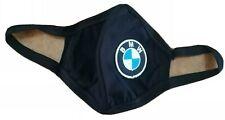 1 Mascherina Copri Viso con stemma BMW Cotone Tnt