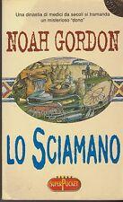 Libro - Noah Gordon - Lo Sciamano - SuperPocket - Cop. morbida   usato