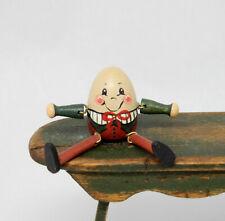 Vintage Karen Markland Humpty Dumpty Nursery Toy Dollhouse Miniature 1:12
