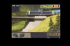 Faller H0 120484 Grigio Set Testa Ponte Nuovo