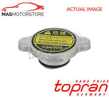 COOLANT EXPANSION TANK CAP TOPRAN 820 444 I NEW OE REPLACEMENT