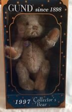 Gund - 1997 Gund Collector's Bear - New In Box