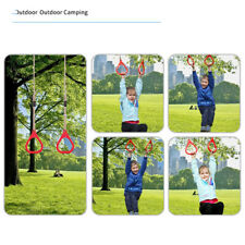Kids Outdoor Rings Swing Sports Fitness Toy Children Entertainment Facilities