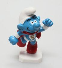 Figurine plastique Schtroumpfs (Les) Schtroumpf Superman Schleich