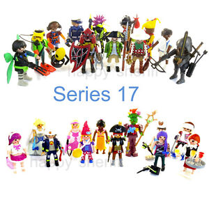 Playmobil Mystery Figures Series 17 70242 70243 Boy and Girl Choice NEW