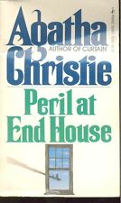 Peril at End House by Agatha Christie (1976, Paperback)